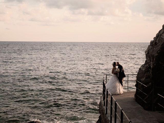 Il matrimonio di Rosario e Chiara a Rapallo, Genova 3