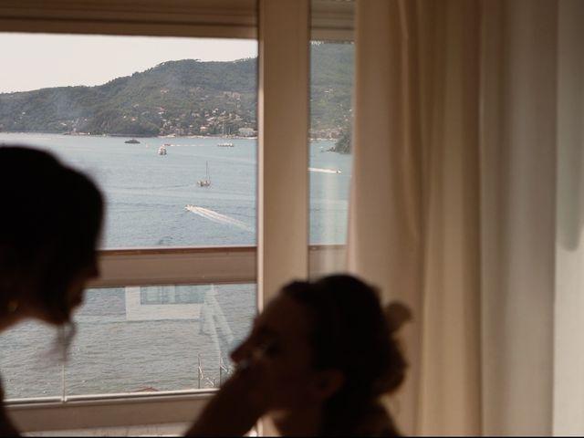 Il matrimonio di Rosario e Chiara a Rapallo, Genova 4