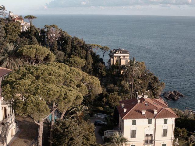 Il matrimonio di Rosario e Chiara a Rapallo, Genova 5