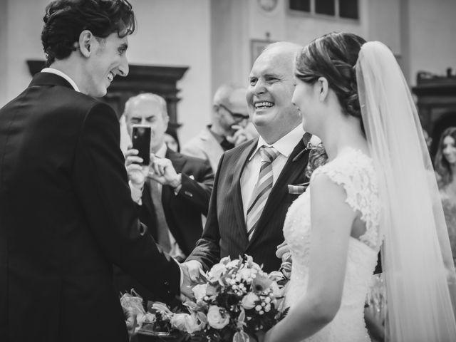 Il matrimonio di Giuseppe e Laura a Colle Umberto, Treviso 10
