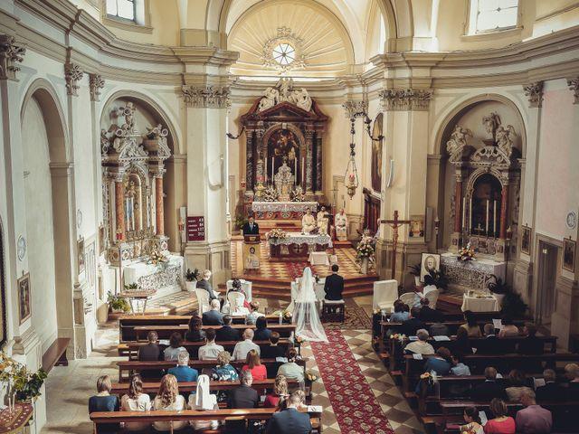 Il matrimonio di Giuseppe e Laura a Colle Umberto, Treviso 11