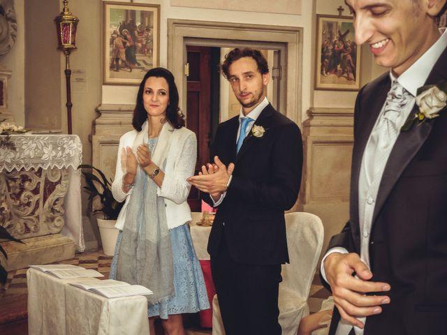 Il matrimonio di Giuseppe e Laura a Colle Umberto, Treviso 16
