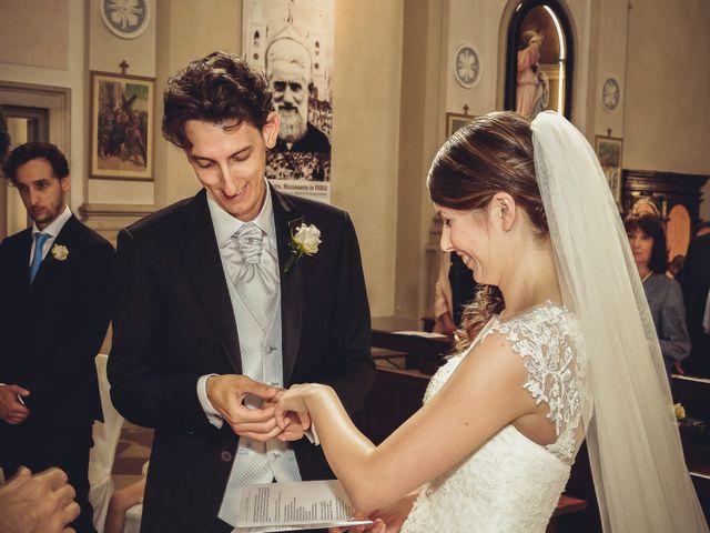 Il matrimonio di Giuseppe e Laura a Colle Umberto, Treviso 17