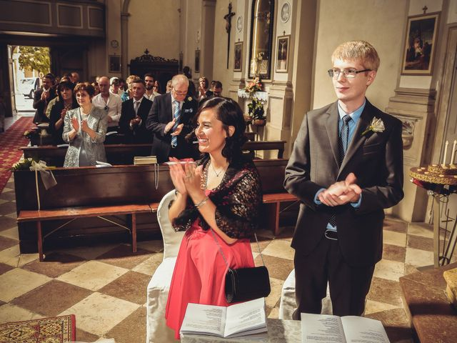 Il matrimonio di Giuseppe e Laura a Colle Umberto, Treviso 20