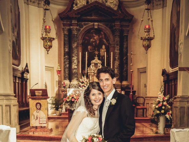 Il matrimonio di Giuseppe e Laura a Colle Umberto, Treviso 23