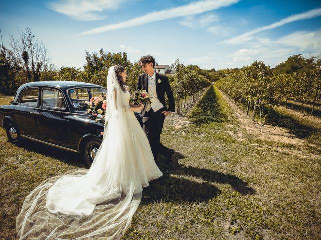 Il matrimonio di Giuseppe e Laura a Colle Umberto, Treviso 29