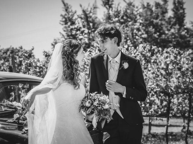 Il matrimonio di Giuseppe e Laura a Colle Umberto, Treviso 30