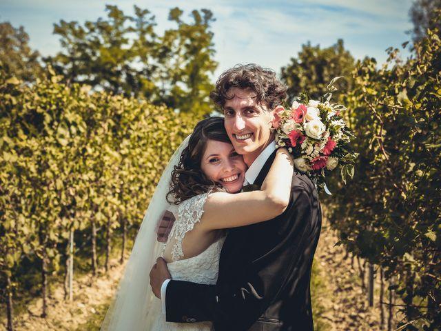 Il matrimonio di Giuseppe e Laura a Colle Umberto, Treviso 33