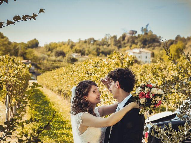 Il matrimonio di Giuseppe e Laura a Colle Umberto, Treviso 34
