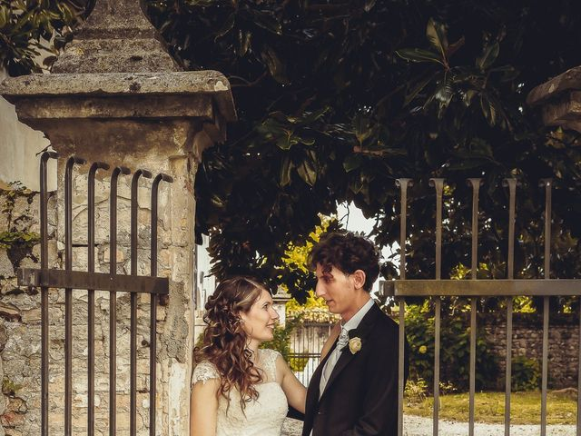 Il matrimonio di Giuseppe e Laura a Colle Umberto, Treviso 38