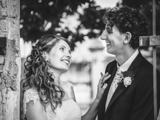 Il matrimonio di Giuseppe e Laura a Colle Umberto, Treviso 40