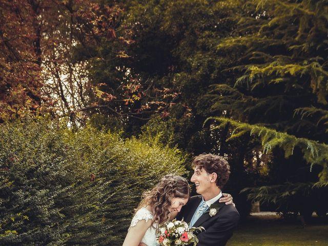 Il matrimonio di Giuseppe e Laura a Colle Umberto, Treviso 41