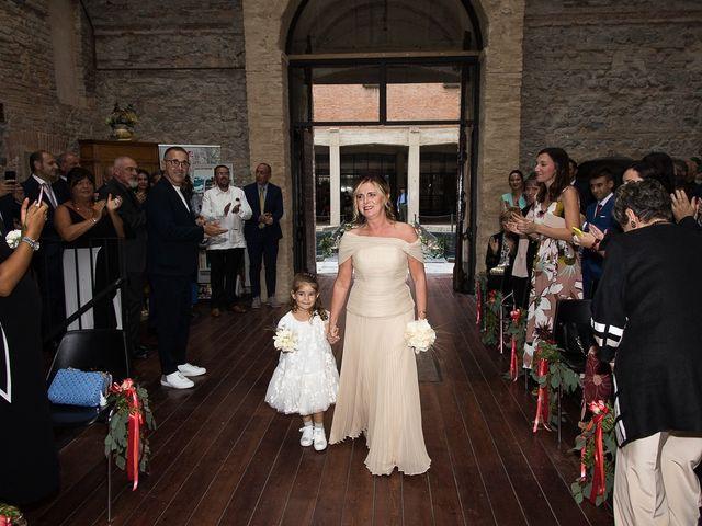 Il matrimonio di Sergio e Sabrina a Montecchio Emilia, Reggio Emilia 9