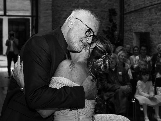 Il matrimonio di Sergio e Sabrina a Montecchio Emilia, Reggio Emilia 12