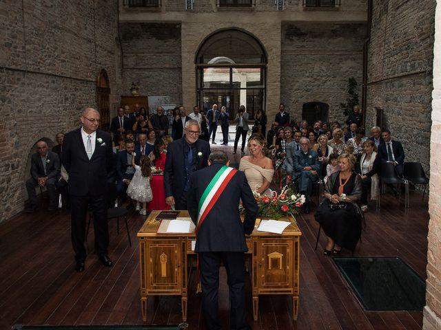Il matrimonio di Sergio e Sabrina a Montecchio Emilia, Reggio Emilia 13