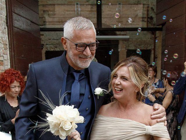 Il matrimonio di Sergio e Sabrina a Montecchio Emilia, Reggio Emilia 16