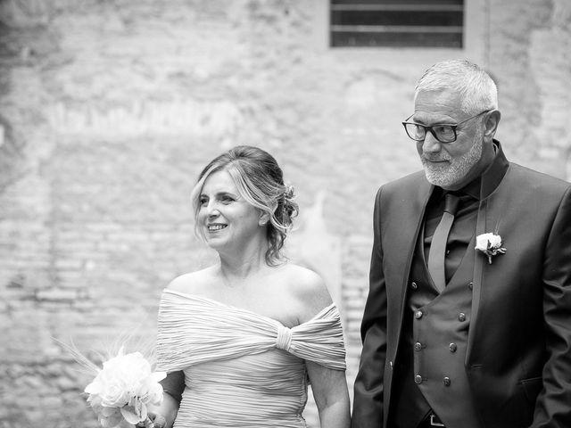 Il matrimonio di Sergio e Sabrina a Montecchio Emilia, Reggio Emilia 19