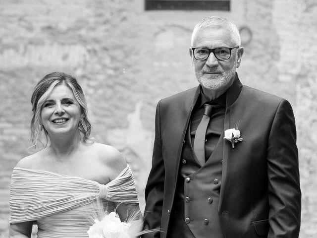 Il matrimonio di Sergio e Sabrina a Montecchio Emilia, Reggio Emilia 20