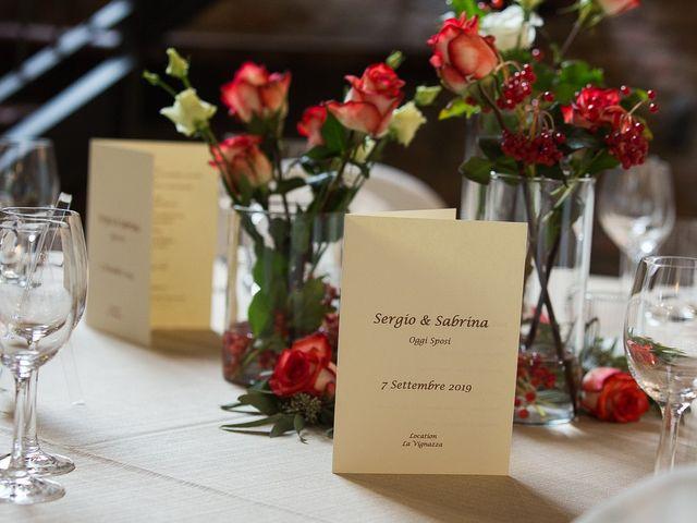 Il matrimonio di Sergio e Sabrina a Montecchio Emilia, Reggio Emilia 23