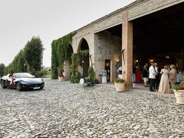 Il matrimonio di Sergio e Sabrina a Montecchio Emilia, Reggio Emilia 31