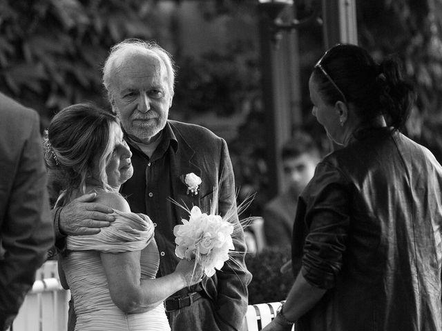 Il matrimonio di Sergio e Sabrina a Montecchio Emilia, Reggio Emilia 35
