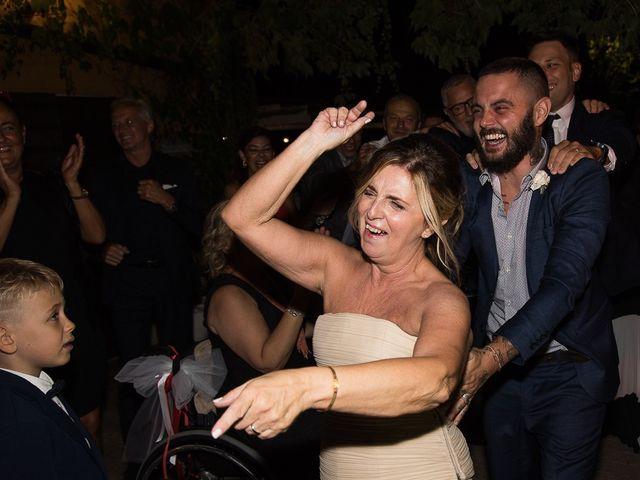 Il matrimonio di Sergio e Sabrina a Montecchio Emilia, Reggio Emilia 49