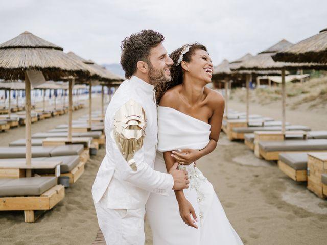 Le nozze di Romina e Marco