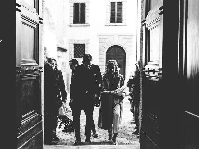 Il matrimonio di Giulia e Alessandro a Campiglia Marittima, Livorno 13