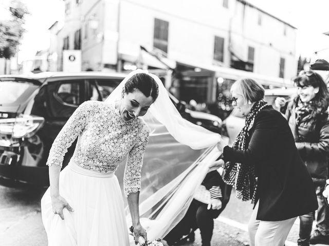 Il matrimonio di Giulia e Alessandro a Campiglia Marittima, Livorno 15