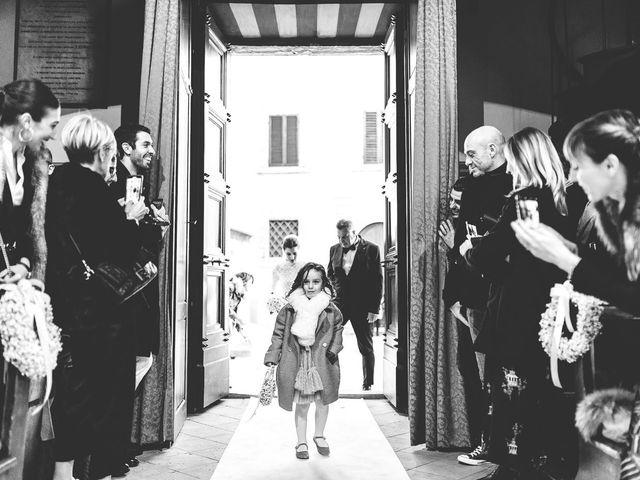 Il matrimonio di Giulia e Alessandro a Campiglia Marittima, Livorno 16
