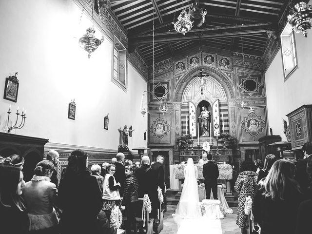 Il matrimonio di Giulia e Alessandro a Campiglia Marittima, Livorno 19