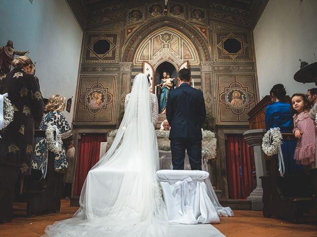 Il matrimonio di Giulia e Alessandro a Campiglia Marittima, Livorno 20