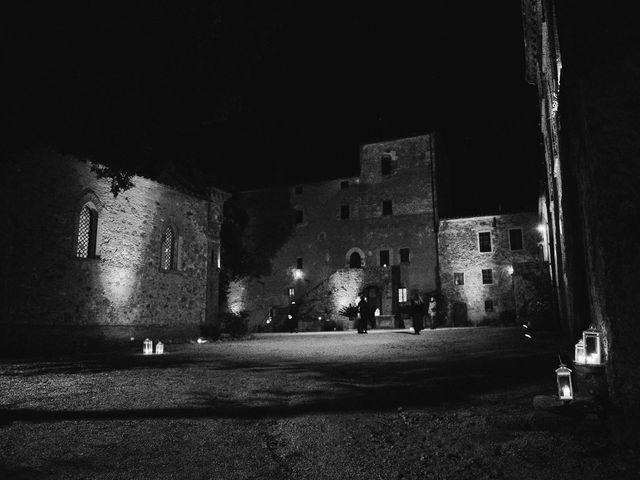 Il matrimonio di Giulia e Alessandro a Campiglia Marittima, Livorno 31