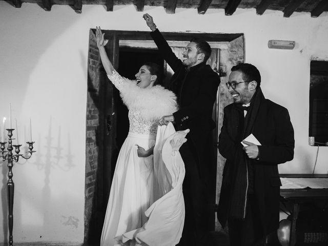 Il matrimonio di Giulia e Alessandro a Campiglia Marittima, Livorno 39