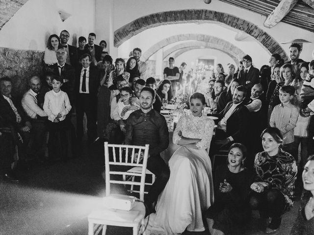 Il matrimonio di Giulia e Alessandro a Campiglia Marittima, Livorno 42