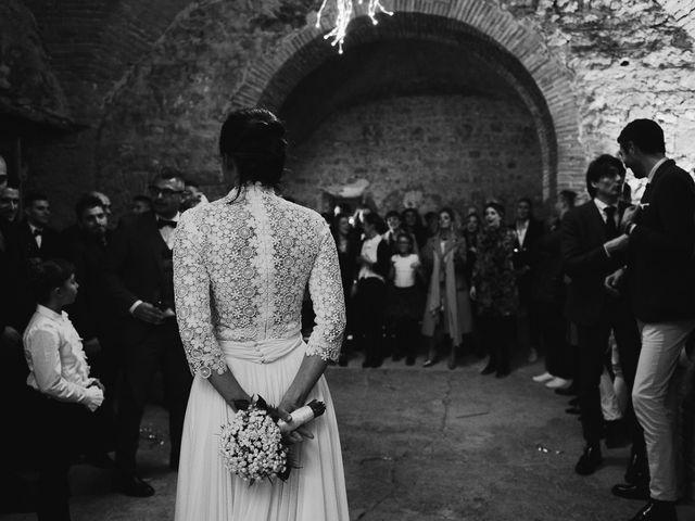 Il matrimonio di Giulia e Alessandro a Campiglia Marittima, Livorno 46