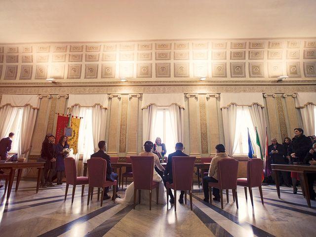 Il matrimonio di Marco e Alessandra a Frascati, Roma 13