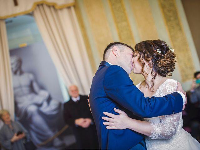 Il matrimonio di Marco e Alessandra a Frascati, Roma 14