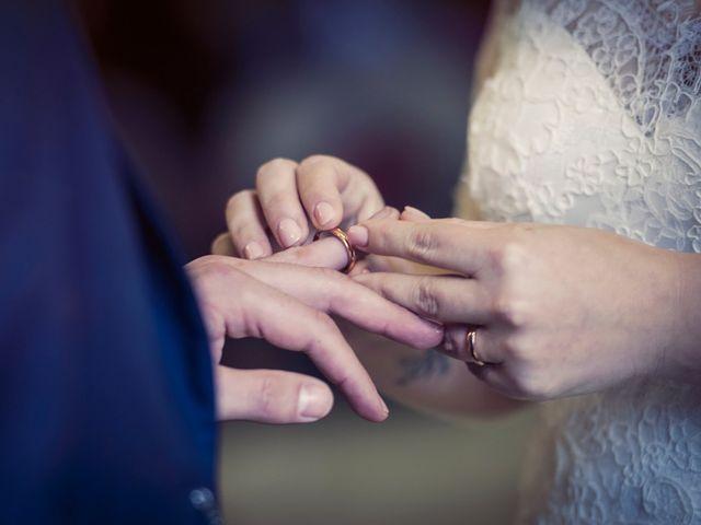 Il matrimonio di Marco e Alessandra a Frascati, Roma 15