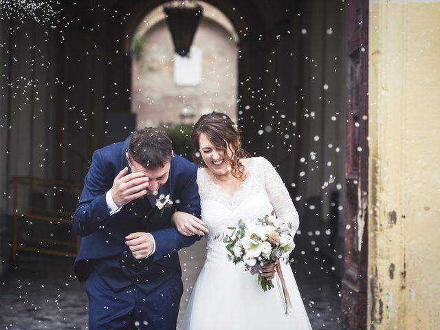 Il matrimonio di Marco e Alessandra a Frascati, Roma 16