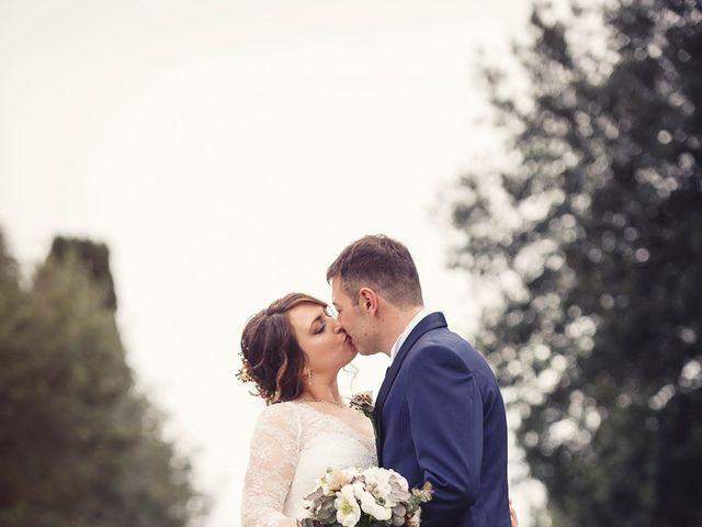 Il matrimonio di Marco e Alessandra a Frascati, Roma 18