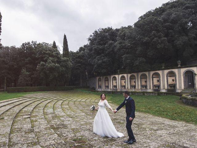 Il matrimonio di Marco e Alessandra a Frascati, Roma 20