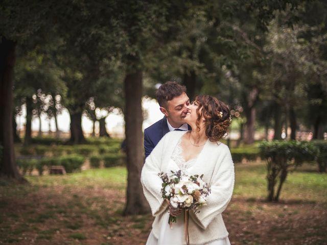 Il matrimonio di Marco e Alessandra a Frascati, Roma 23