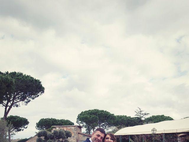 Il matrimonio di Marco e Alessandra a Frascati, Roma 46