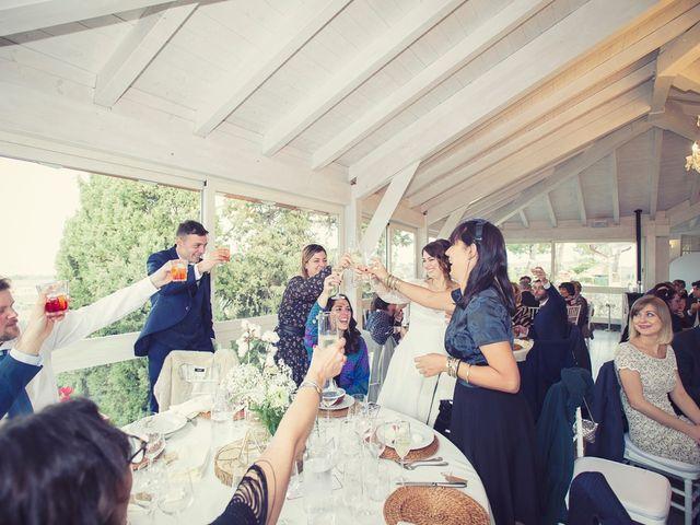 Il matrimonio di Marco e Alessandra a Frascati, Roma 48