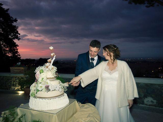 Il matrimonio di Marco e Alessandra a Frascati, Roma 56