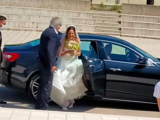 Il matrimonio di Attilio e Lisa a Carmiano, Lecce 5