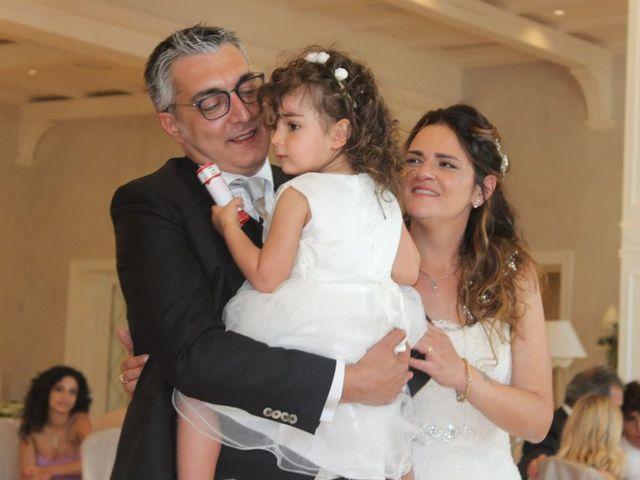 Il matrimonio di Attilio e Lisa a Carmiano, Lecce 2