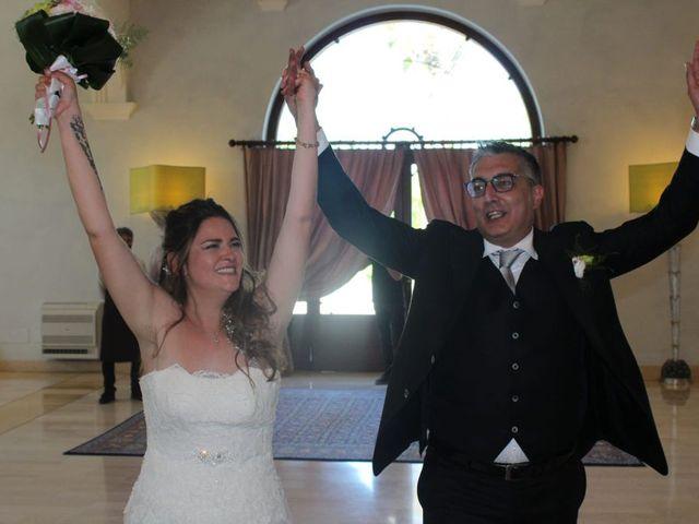 Il matrimonio di Attilio e Lisa a Carmiano, Lecce 9