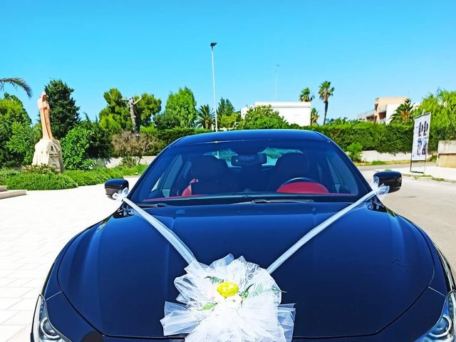 Il matrimonio di Attilio e Lisa a Carmiano, Lecce 10